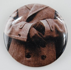 coat button, coat pin, photo pin