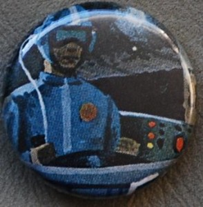 astronaut button, space button